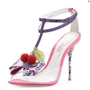 Sophia Webster Coca Cola Heels